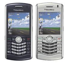 blackberry pearltm 8130