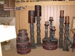 candle pedestals