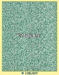 magic eye poster