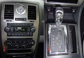chrysler 300 dash