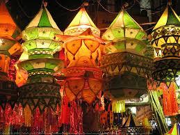 india lantern
