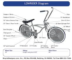 lowrider chopper bike