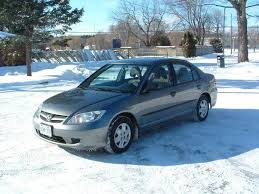 honda civic 2005 special edition