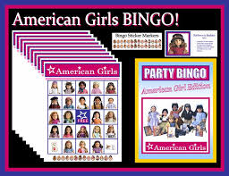 birthday bingo games