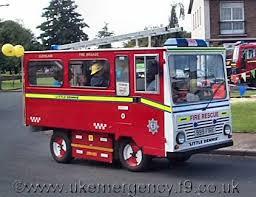 fire service vehicles