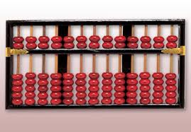 chinese calculator abacus