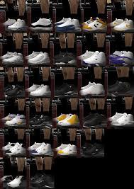 all kobe shoes