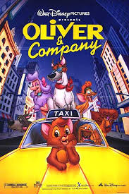 oliver and company the movie