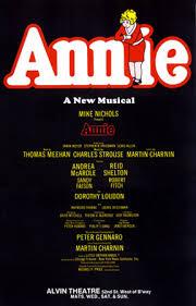annie musicals