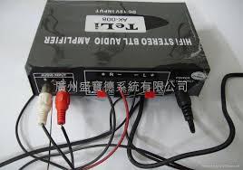 amplifier for car
