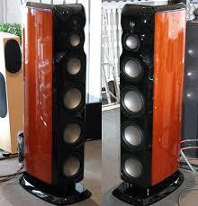 floorstanding loudspeaker