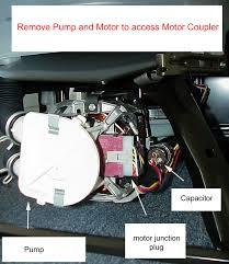 capacitor start motor diagram