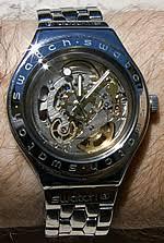 irony watch