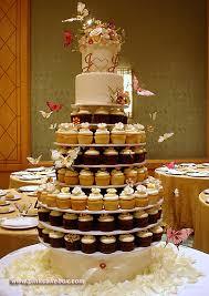 cupcake weddings