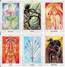 thoth cards