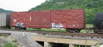box car trains