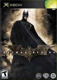 batman begins videogame