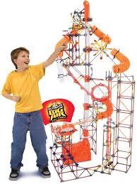 knex big air ball tower