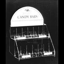 candy bar display