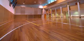basketball court floor