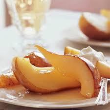 roast pears