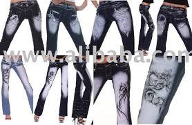 crazy jeans
