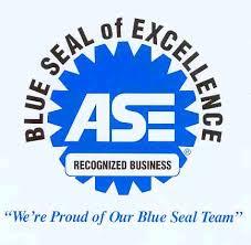 ase blue seal