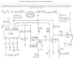 remote control car circuits