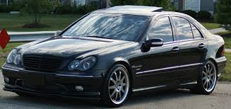2002 mercedes benz c32 amg
