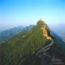 great wall of china simatai