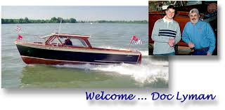 lyman boat
