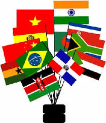 flags of various countries