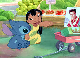 lilo stitch elvis