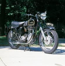ajs motorbike