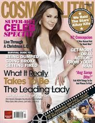 cosmopolitan cover girls
