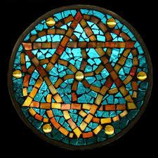 mosaic art glass