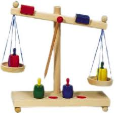 toy scales