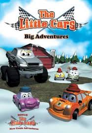 little cars dvd