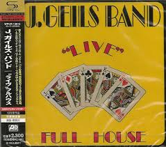 J. Geils Band - Full House