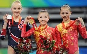 china gold medal