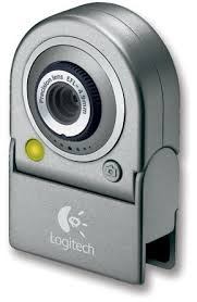 logitech laptop webcam