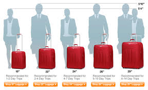 carry on luggage size