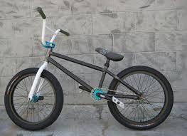 custom bmx bicycles