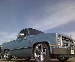 chevy short bed trucks
