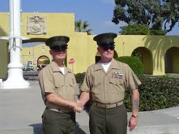 marine corp graduation