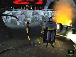 batman vengeance xbox