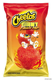 big cheetos