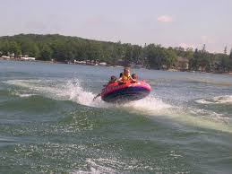 water tubing pictures
