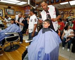 kids barbershop