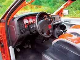 2002 dodge ram dashboard